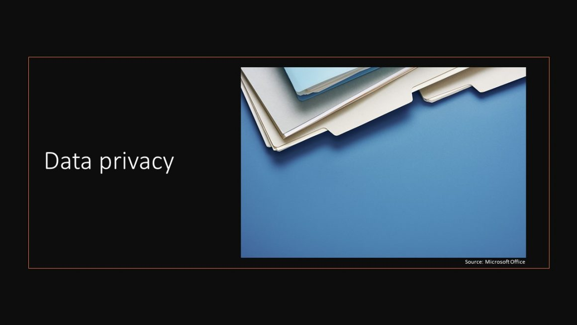 New privacy settings for Microsoft Graph