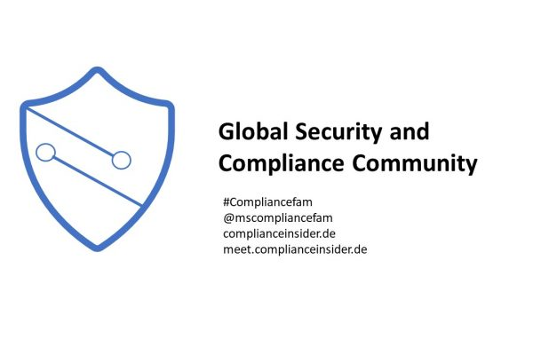 Global Security and Compliance Community