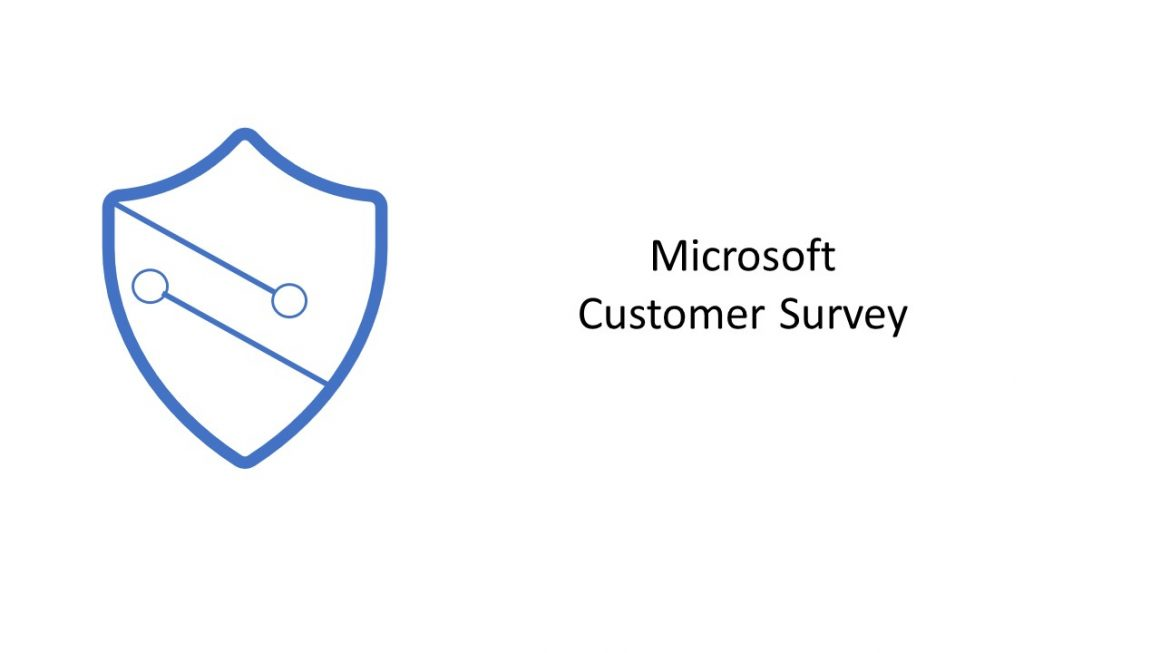 Microsoft Information Protection & Data Loss Prevention customer feature surveys